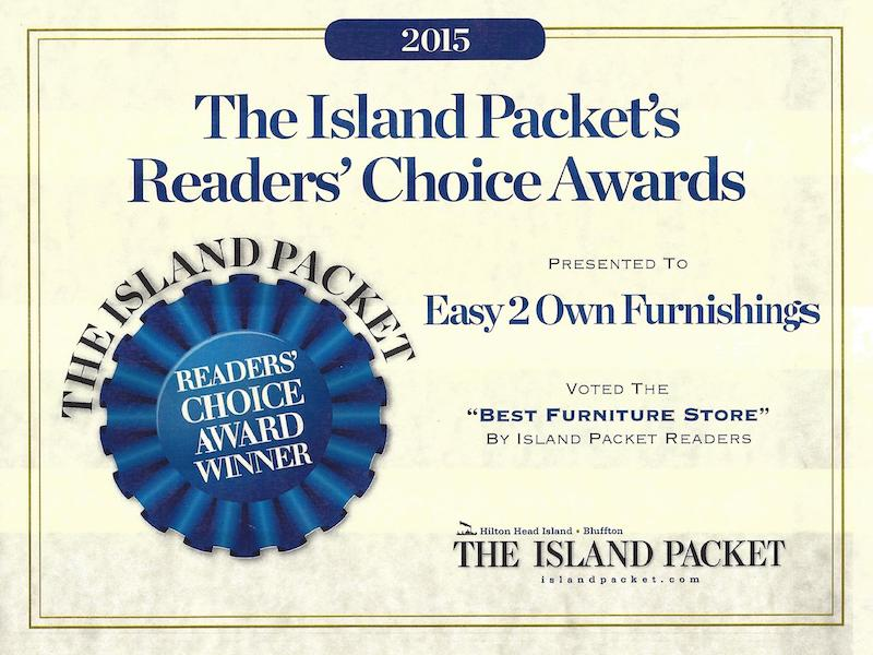 E2O Readers Choice Best Furniture Store
