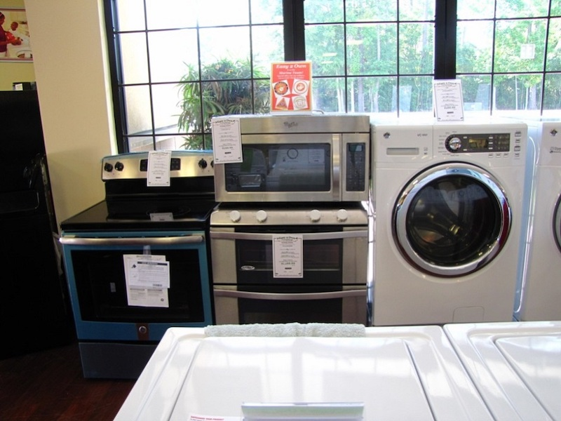 Easy 2 Own Furnishings has the Best Name Brand Appliances, Refrigerators, Ovens, Cook Tops, Washing Machines