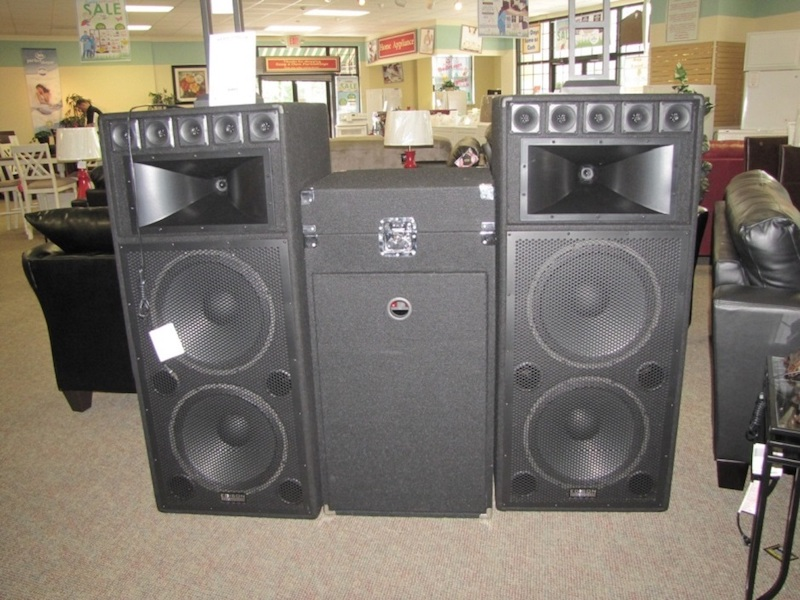 DJ Systems - Easy 2 Own Furnishings