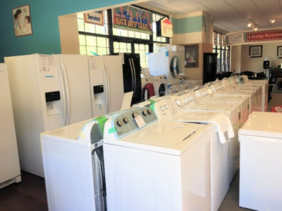 Easy 2 Own Furnishings, Washers, Dryers