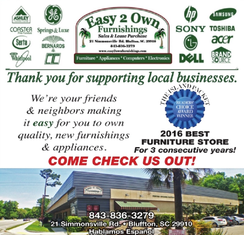 Easy 2 Own Furnishings Best Furniture Store Readers Choice AD 2016