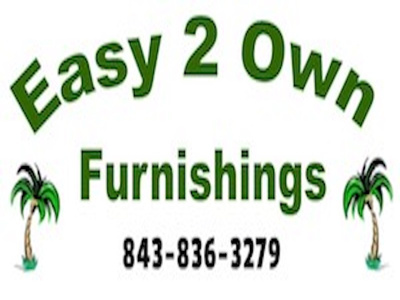 Easy 2 Own Furnishings 843.836.3279 Logo